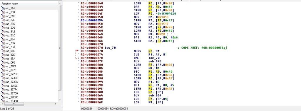Unpackfailcode2